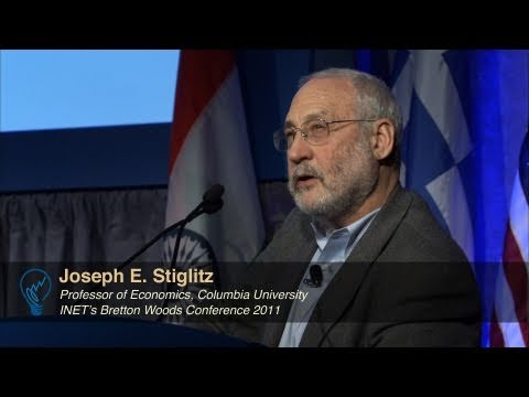 Joseph Stiglitz: The Architecture of Asia - INET Panel  (1 of 7)