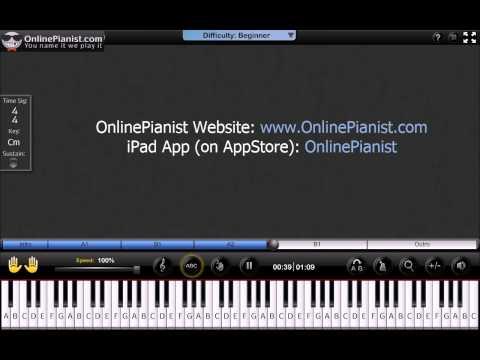 Hawaii Five-O - Main Theme - Piano Tutorial & Sheets (Easy version)