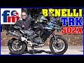 Benelli Trk 502x | Prueba