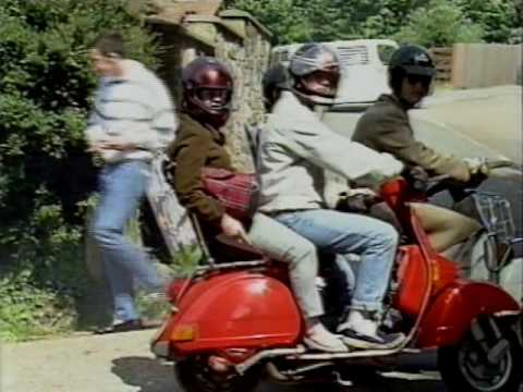 Mod Rally-Isle Of Wight-Late 1980s-Unshown Documentary