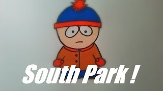 Draw South Park Stan Marsh