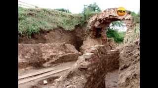 Работы в крепости(Начался первый этап работы по реконструкции великолукской крепости. Он реализуется в рамках долгосрочной..., 2013-07-29T13:46:00.000Z)