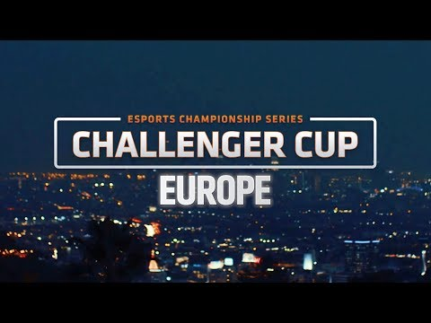ECS Challenger Cup - Europe - Day 1