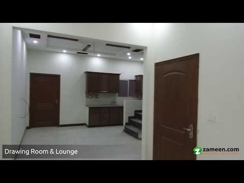 3 MARLA BRAND NEW DOUBLE UNIT HOUSE FOR SALE IN SALLI TOWN LAHORE