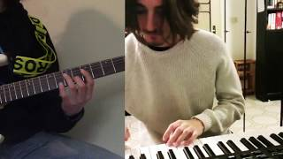 Pinguini Tattici Nucleari - Sashimi - Keyboard & Guitar Solos (With Jacopo Gaeta)