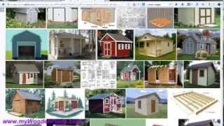 Get Storage Shed Plans, Projects And Pattern Ideas