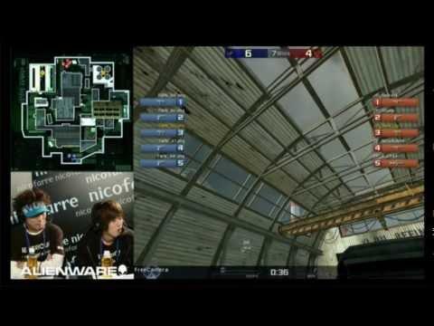 AVA AIC 2013 Final DeToNator(Japan) vs ahq_e-SportsClub(Taiwan) 1試合目