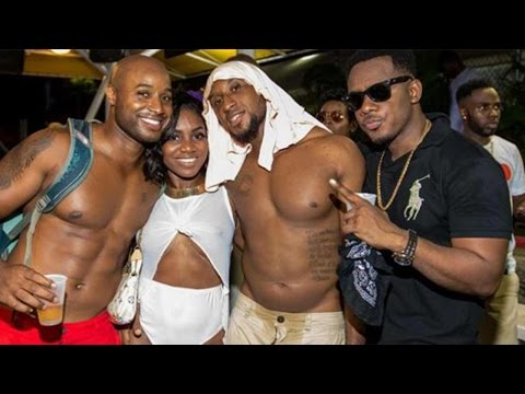 Tino Best admits he is a 'man whore' who has bedded with 650