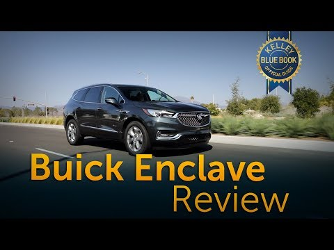 2019 Buick Enclave – Review & Road Test