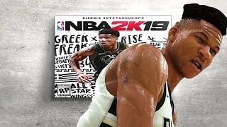 NBA 2K19 GAMEPLAY AND SCREENSHOT YES ITS CLICKBAIT LIKE A MOFO