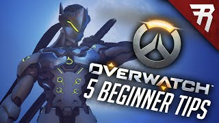 Overwatch Guide: 5 Tips for Beginners - Tricks & Tutorial to Better Gameplay