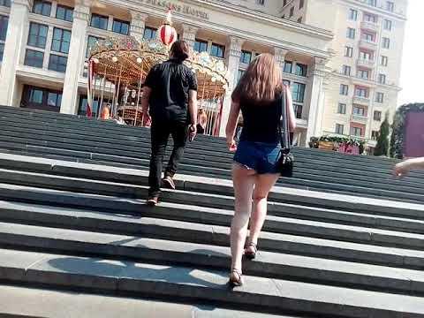 Москва 236 как правильно делать переход между станциями площадь революции театральная Охотный ряд