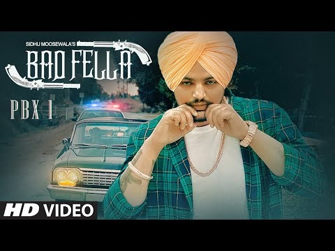 Badfella Video | PBX 1 | Sidhu Moose Wala | Harj Nagra |Latest Punjabi Songs 2018