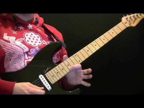 Maps Guitar Tutorial By The Yeah Yeah Yeahs