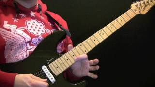 Maps Guitar Tutorial by The Yeah Yeah Yeahs