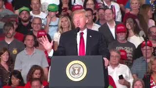 10-19-18 President Trump Hosts Rally In Mesa AZ