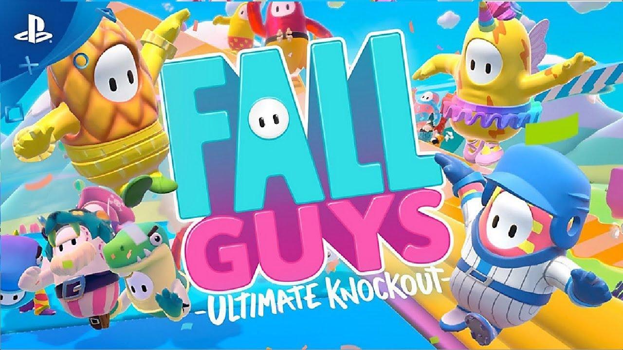 fall guys - MELHORES MOMENTOS