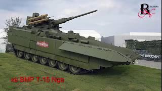 So sánh những xe thiết giáp đỉnh nhất hiện nay