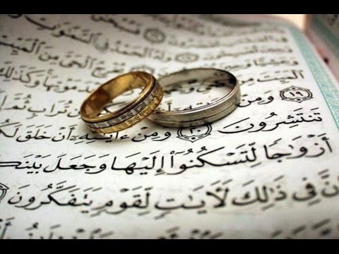 Nikkah The Islamic way of getting Married by Mufti Menk YouTube