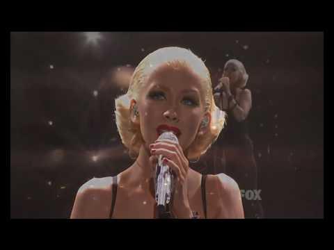 Christina Aguilera - You Lost Me (American Idol 2010)