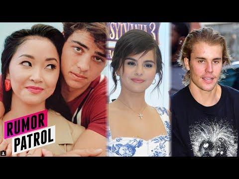 Noah Centineo & Lana Condor LY Dating?!  Selena Gomez OVER Justin Bieber! Rumor Patrol