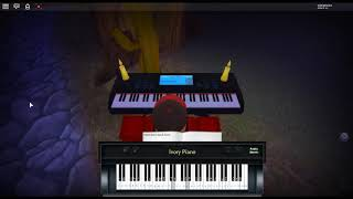 Country Roads - Poems, Prayers & Promises by: John Denver on a ROBLOX piano.