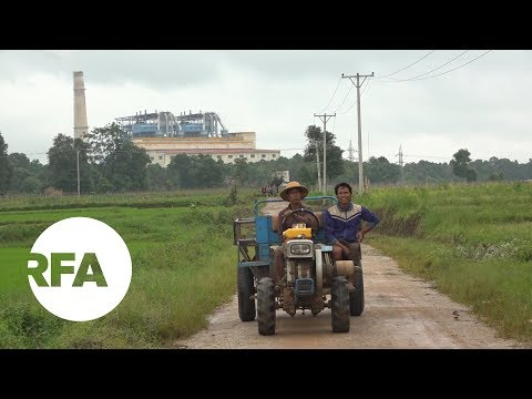 China-Backed Power Plant A Bane For Myanmar Villagers | Radio Free Asia (RFA)