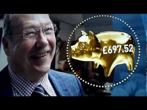 """David Barby † (1943-2012) - Tribute and Farewell to """"The Master"""" on Antiques Roadtrip"""