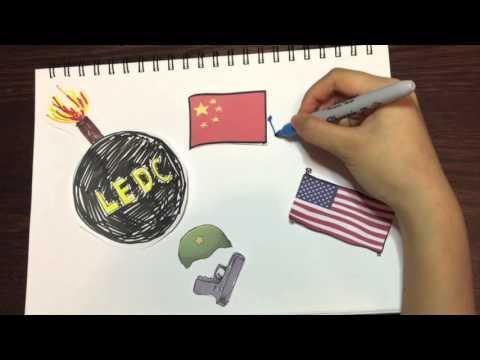 Globalization: How has Free Trade Benefited LEDCs?
