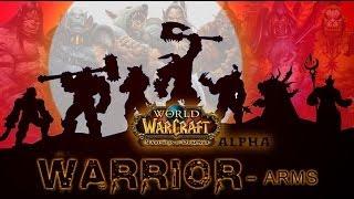 Arms Warrior Beta Changes - Storm of Swords