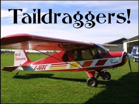 Taildraggers - light sport aircraft taildraggers.