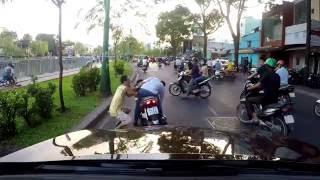 Văn hóa giao thông của người Việt Nam