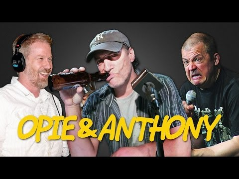 Classic Opie & Anthony: Wrong-Way Driver Causes Big Crash (07/27/09)