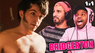 WERE PEOPLE THIS HORNY?! *BRIDGERTON 1x1 REACTION*