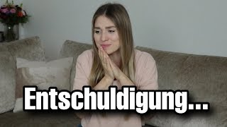 Ich entschuldige mich für mein letztes Video ... | Bibi