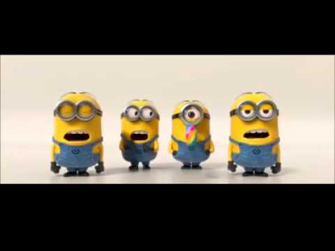 Minions - Banana Nana This Song Will Make Your Day