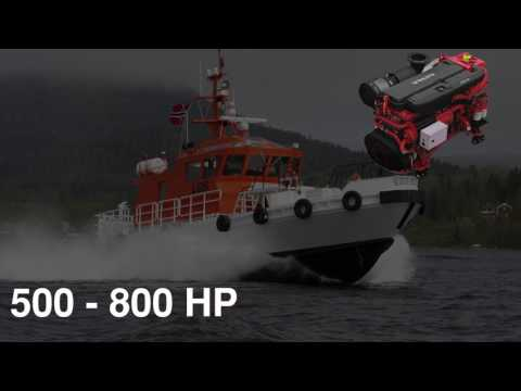 Bukh marine engines 24 - 800 HP