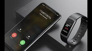 IWOWN I6 PRO C và IWOWN I6 HR C : bộ đôi vòng đeo tay thông minh màn hình màu