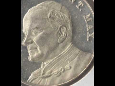 Medalla De Juan Pablo II