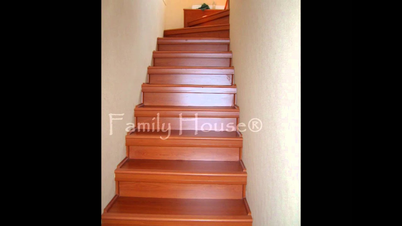 Piso flotante escaleras family house youtube for Escaleras para 3 pisos