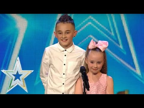 Kyle & Syesha dance their socks off  Auditions Series 1  Ireland&39;s Got Talent