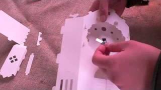 Diy Paper Cuckoo Clock