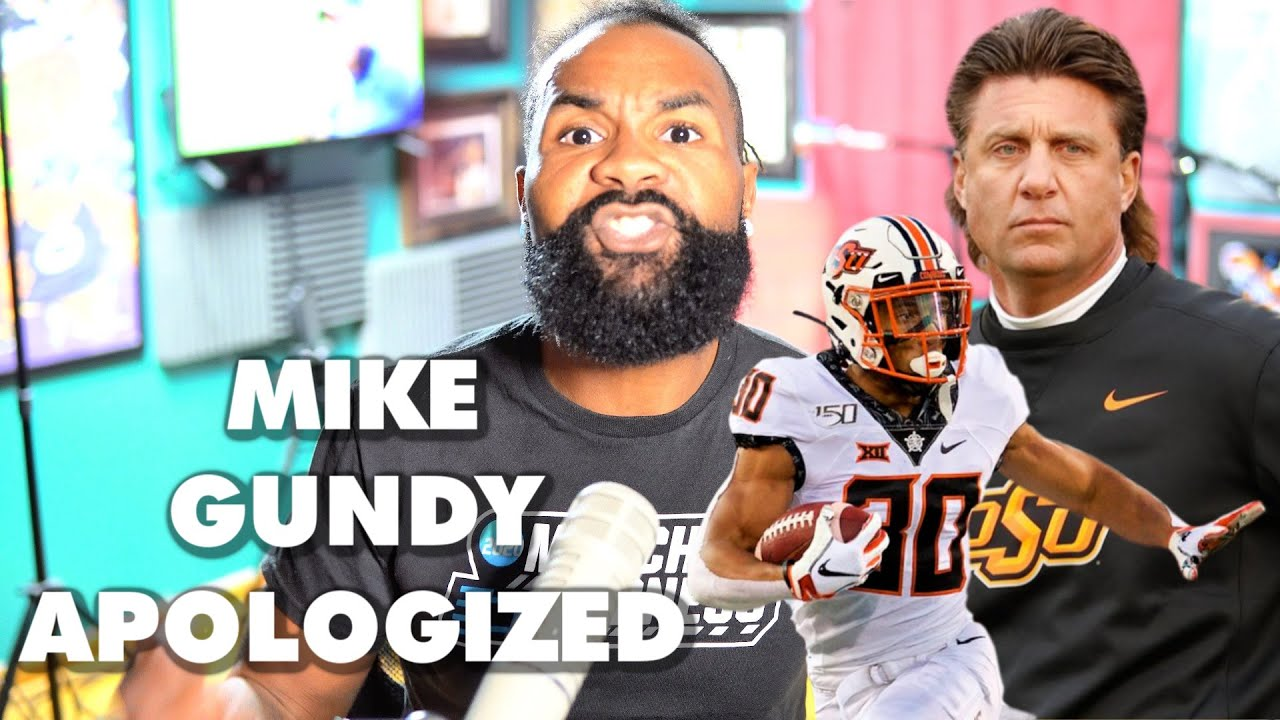 Watch: Mike Gundy 'disgusted' once he found out how OAN felt ...