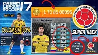 increible super hack actualizado colombia al 100% dream league soccer 2017 + monedas infinitas
