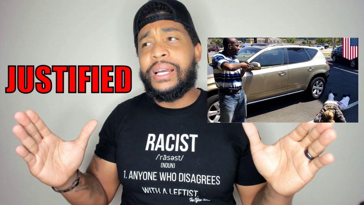 Black Man Conducts a CITIZEN'S ARREST