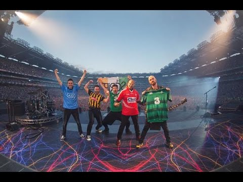 The Script - Croke Park 20/6/2015 - FULL SHOW HD