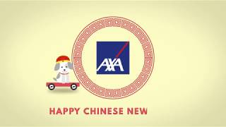 Travel Safely With AXA This Chinese New Year