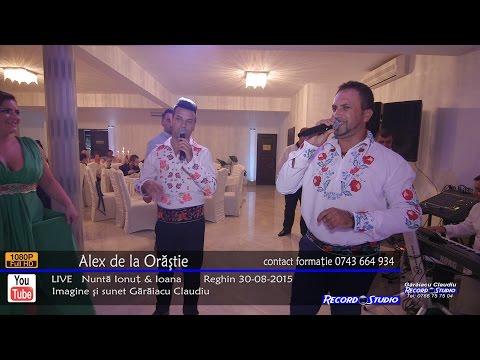 Alex si Aurelian de la Orastie - Azi va cant cu bucurie mare / Colaje Nunta Ionut & Ioana