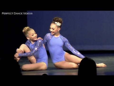 Thumbnail: Together As One. Maddie Ziegler, Brynn Rumfallo