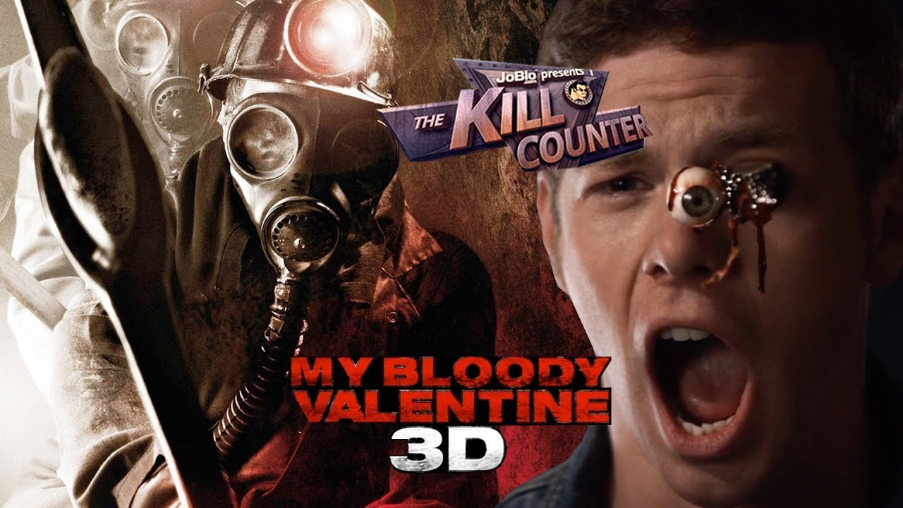 My Bloody Valentine 3d The Kill Counter Youtube